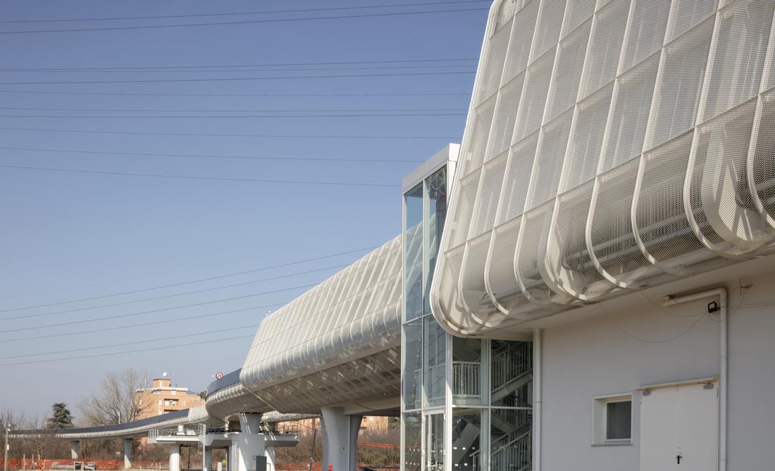 Stazione Lazzaretto Marconi Express